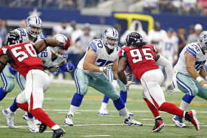 Dallas Cowboys Offensive ine