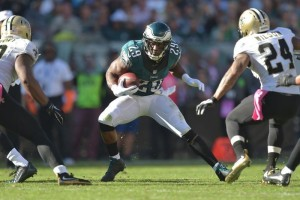 DeMarco Murray finds running room against Saints